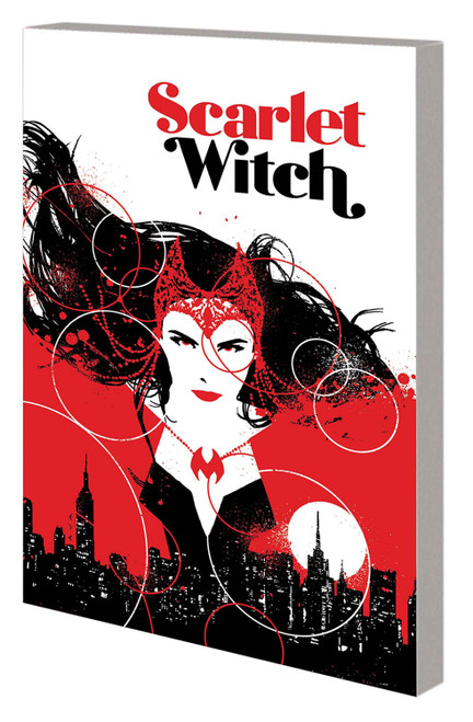 Scarlet Witch Vol 1 Witches Road
