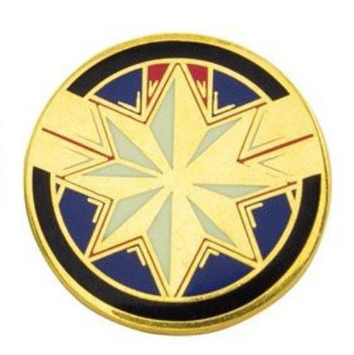 Avengers: Endgame Enamel Pin - Captain Marvel