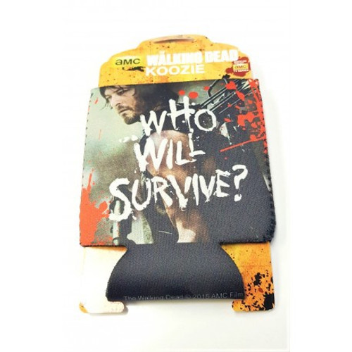 WALKING DEAD KOOZIE