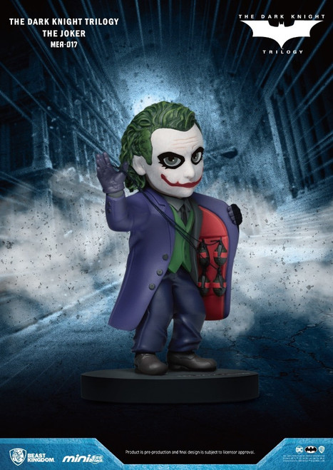 DC Comics Mini Egg Attack: Dark Knight Trilogy - Joker