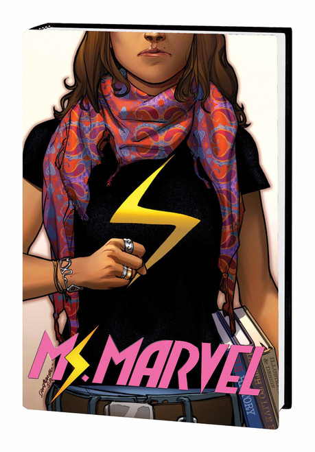 Ms Marvel HC Vol 1