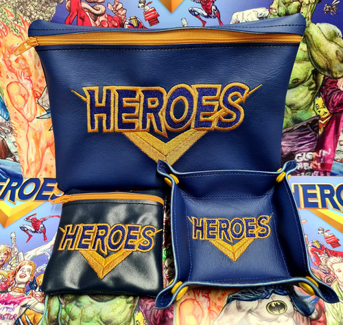Heroes Bag of Holding - Blue