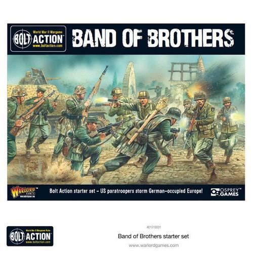 "Bolt Action 2nd Ed. Starter Set ""Band of Brothers"""