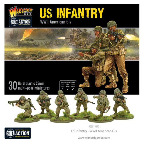 Bolt Action: US Infantry
