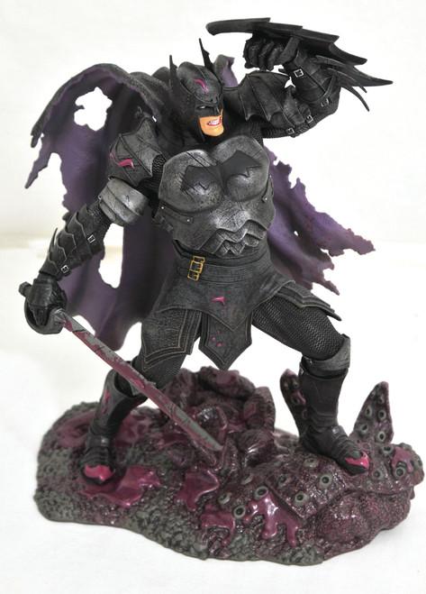 DC Gallery Comic Metal Batman Pvc Statue