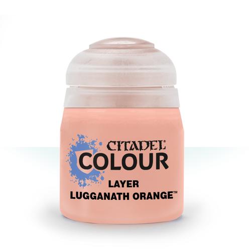 Citadel Colour: Layer: Lugganath Orange (12ml)