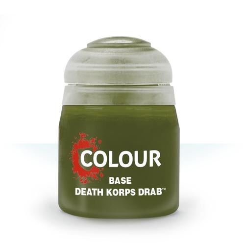 Citadel Colour: Base: Death Korps Drab (12ml)