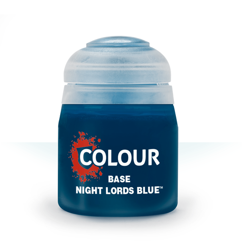 Citadel Colour: Base: Night Lords Blue (12ml)