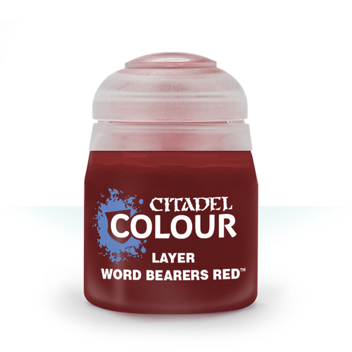 Citadel Colour: Layer: Word Bearers Red (12ml)