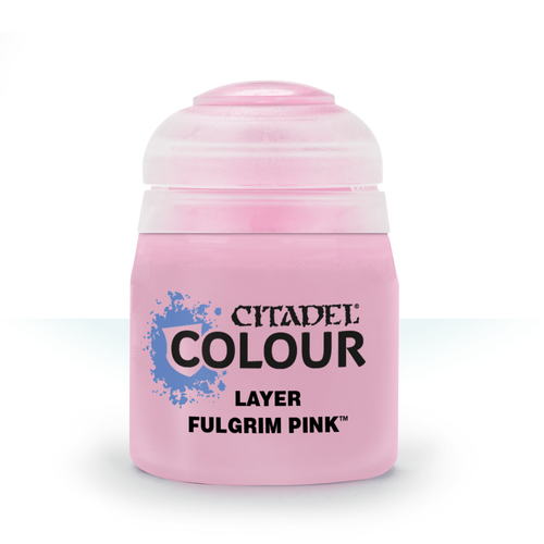 Citadel Colour: Layer: Fulgrim Pink (12ml)