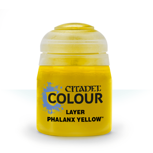 Citadel Colour: Layer: Phalanx Yellow (12ml)