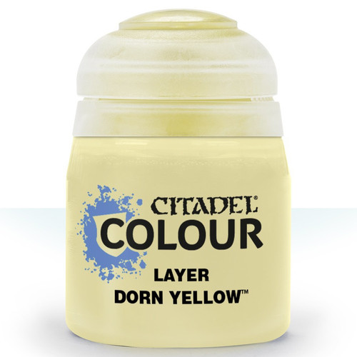 Citadel Colour: Layer: Dorn Yellow (12ml)