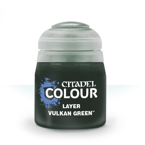 Citadel Colour: Layer: Vulkan Green (12ml)
