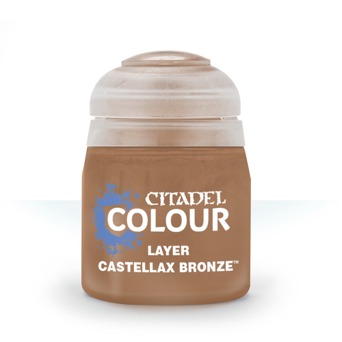 Citadel Colour: Layer: Castellax Bronze (12ml)