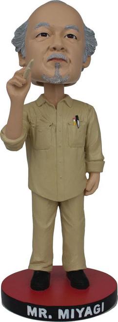 Karate Kid Bobble-Head Mr. Miyagi 20 cm