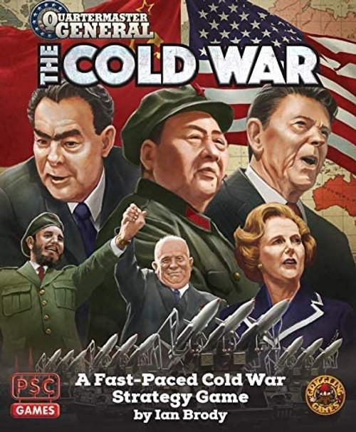 Quarter Master General: Cold War Board Game