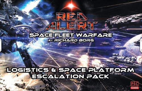 Red Alert Logistics + Space Platform Escalation Pack