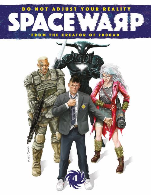 Spacewarp #1