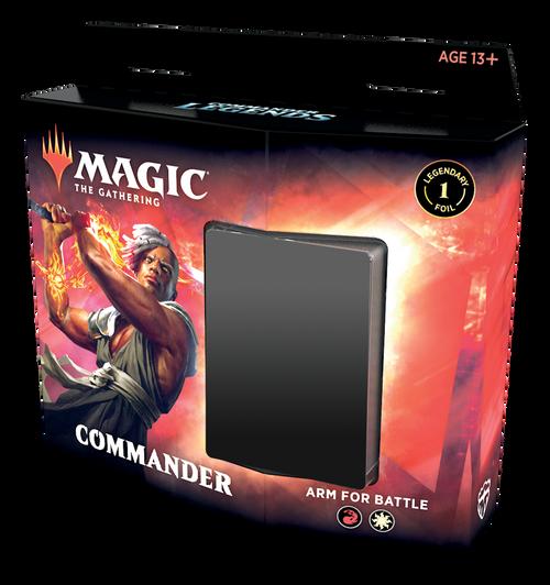 Commander Legends: Arm For Battle - Red/White Deck