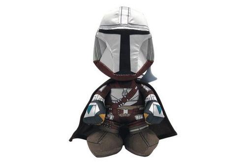 Star Wars: The Mandalorian Plush Figure Warrior 25 cm