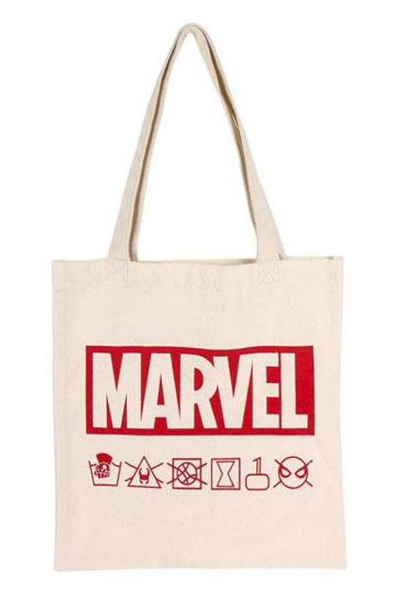 Marvel Tote Bag Logo