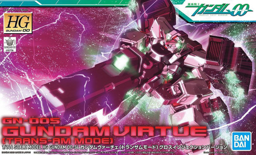 GUNDAM VIRTUE TRANS-AM MODE - 1/144 HG