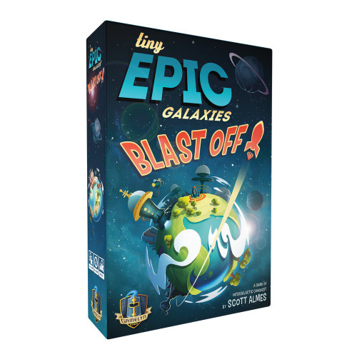 Tiny Epic Galaxies: Blast Off