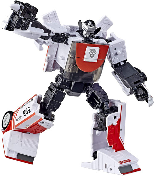 Transformers Gen Selects Exhaust Dlx Action Figure