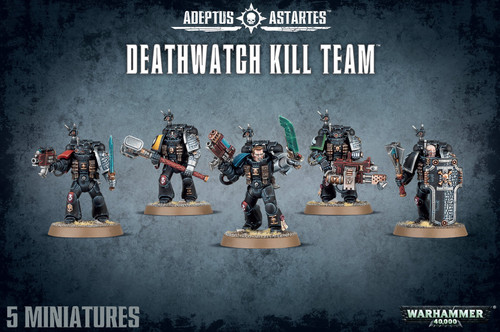Deathwatch Kill Team / Veterans