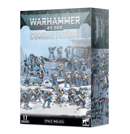 Combat Patrol: Space Wolves