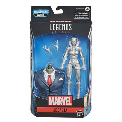 Marvel Legends Jocasta Action Figure