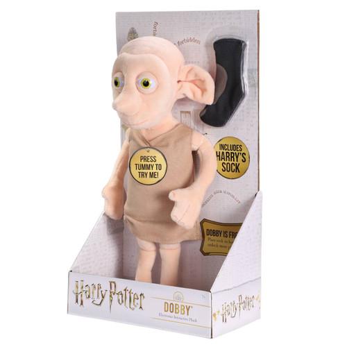 Harry Potter Dobby Electronic Interactive Plush Toy