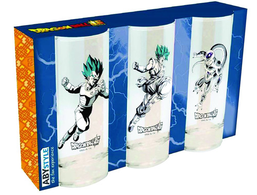 Dragonball Super Glass Set