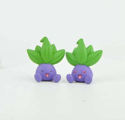 Pokemon Everyone's Snorlax Takara Tomy Mini-Figure:  Oddish