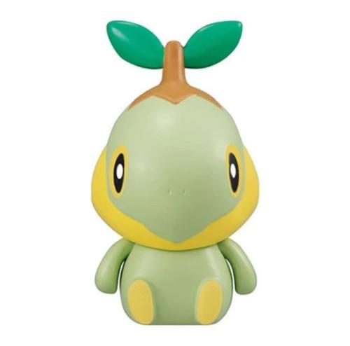 Pokemon Colle Chara Vol. 03 1-Inch Bandai Mini-Figure: Turtwig