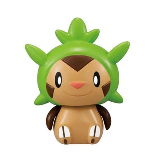 Pokemon Colle Chara Vol. 03 1-Inch Bandai Mini-Figure: Chespin