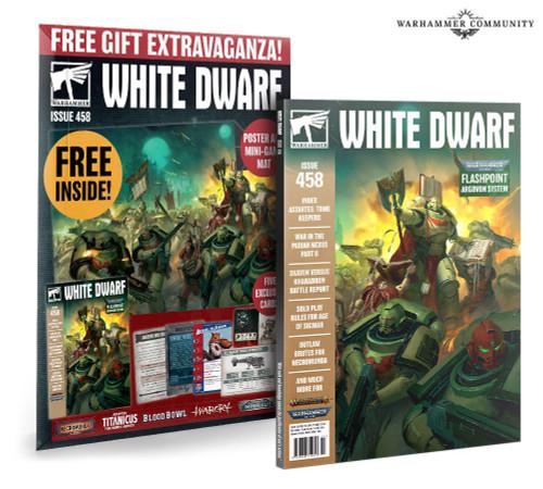 White Dwarf 458 (Nov-20)