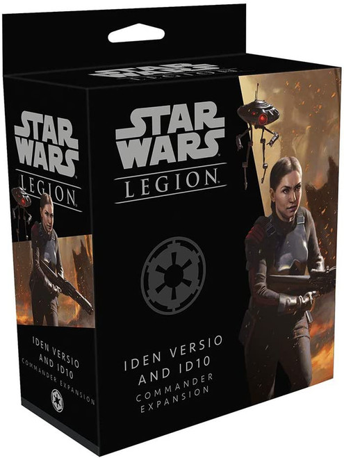 Star Wars Legion: Iden Versio And Dio Commander Expansion
