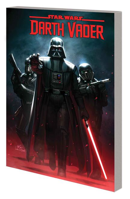 Star Wars Darth Vader By Greg Pak Tp 01 Dark Heart Of Sith (