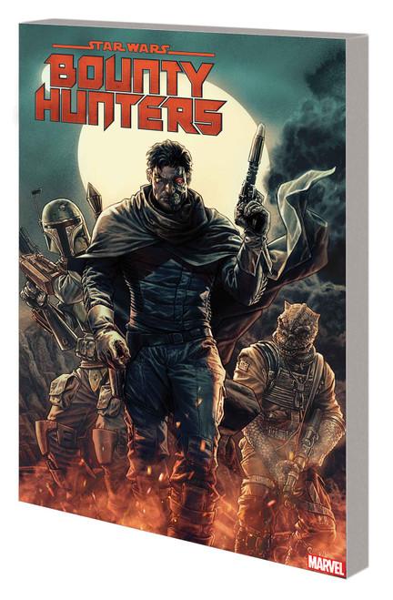 Star Wars Bounty Hunters  Vol 1 Galaxys Deadliest