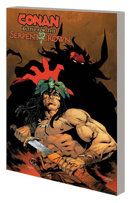 Conan Battle For Serpent Crown