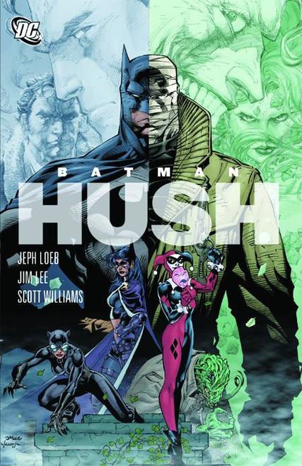 Batman Hush Complete