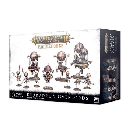 Kharadron Overlords: Barak-Nar Skyfleet