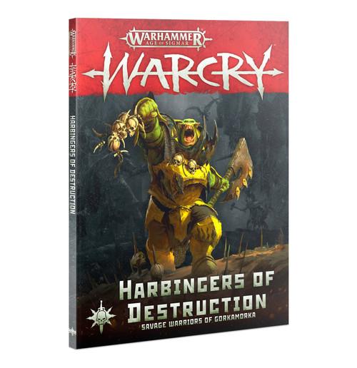 Warcry: Harbingers Of Destruction
