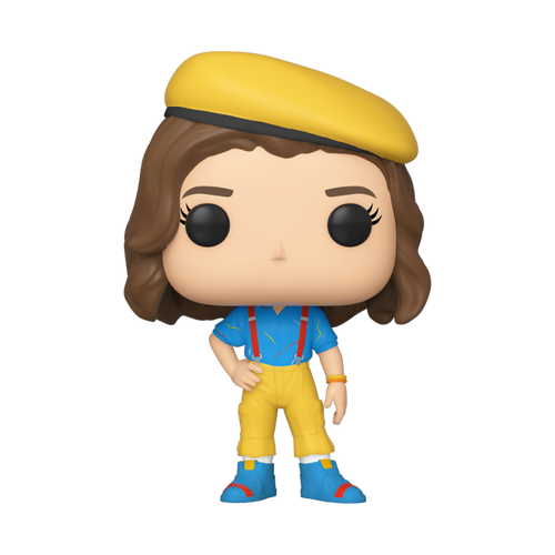 Funko POP! Vinyl: Stranger Things - Eleven in Yellow Outfit #854