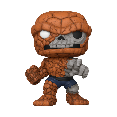 "Funko POP! Vinyl: Marvel Zombies - 10"" The Thing #665"