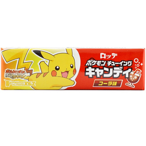 'LOTTE' Pokemon Chewing Candy, Cola, 20g