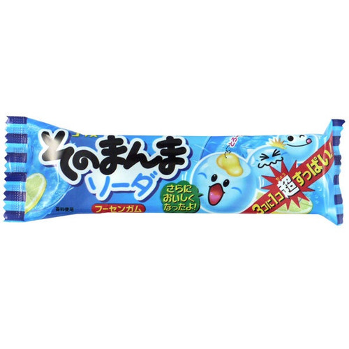 'KORIS' Soda Soft Centred Chewing Gum (Sonomanma Soda), 14g