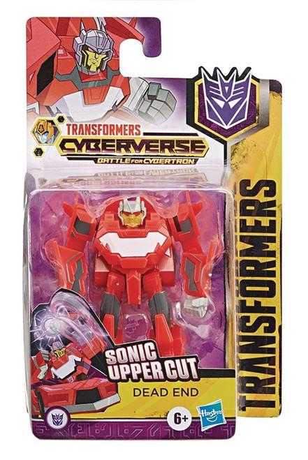 Transformers Cyberverse - Dead End