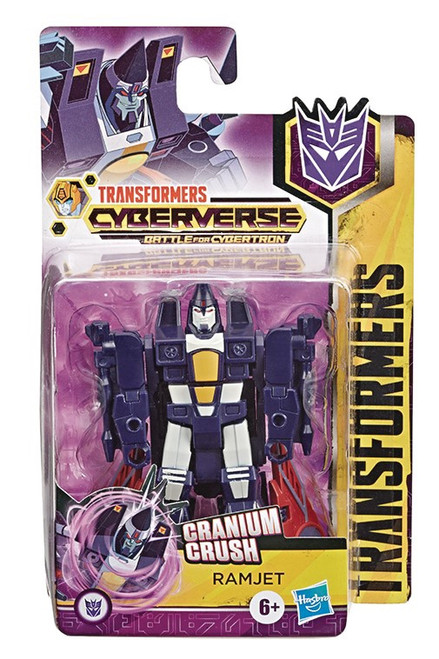 Transformers Cyberverse - Ramjet